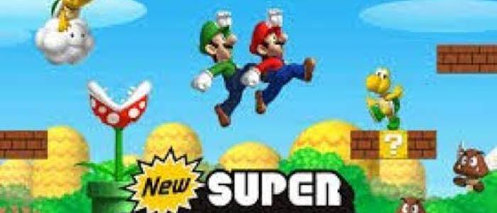 Newスーパーマリオブラザーズ完全攻略ヘッダー画像