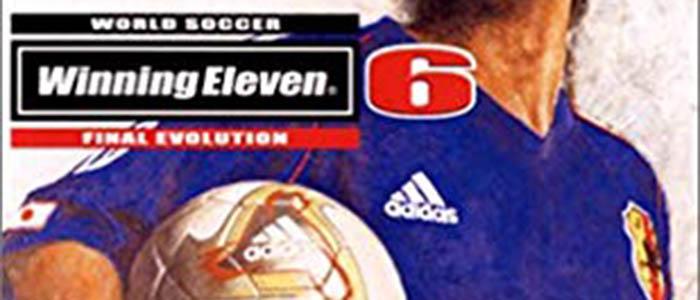 ワールドサッカーウイニングイレブン6完全攻略ヘッダー画像