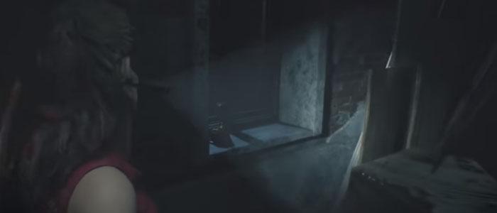 警察署3F:時計台横の西側廊下の一番奥