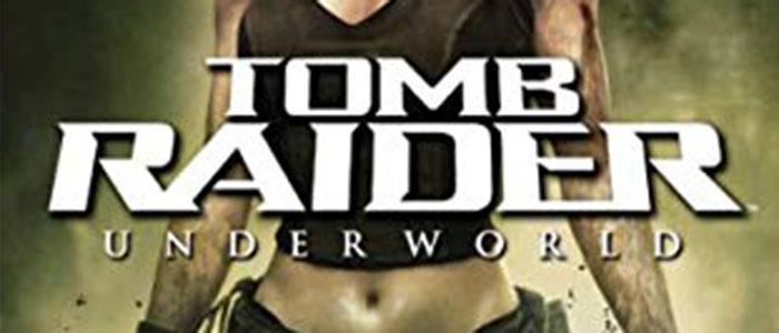 トゥームレイダー アンダーワールド完全攻略ヘッダー画像
