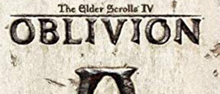 The Elder Scrolls IV: オブリビオン完全攻略ヘッダー画像