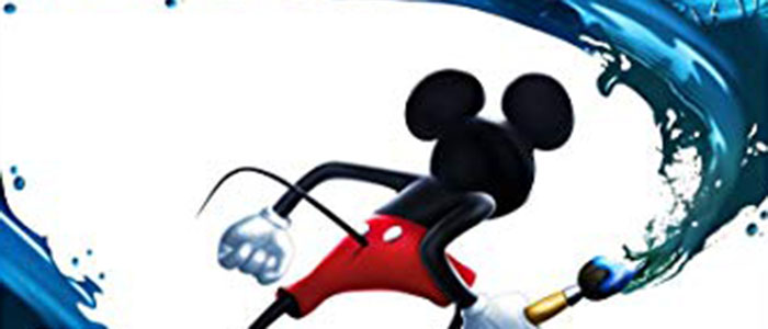 攻略チャート8 – ディズニー エピックミッキーヘッダー画像
