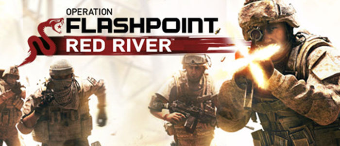 OPERATION FLASHPOINT: RED RIVER完全攻略ヘッダー画像