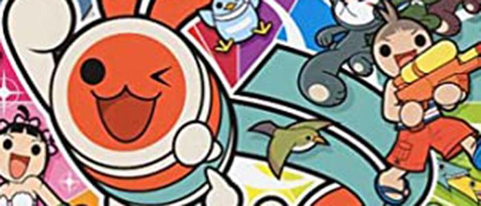 太鼓の達人 とびっきり!アニメスペシャル完全攻略ヘッダー画像