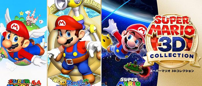 スーパーマリオ3Dコレクション完全攻略ヘッダー画像