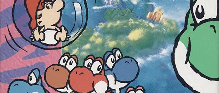 スーパーマリオ ヨッシーアイランド完全攻略ヘッダー画像
