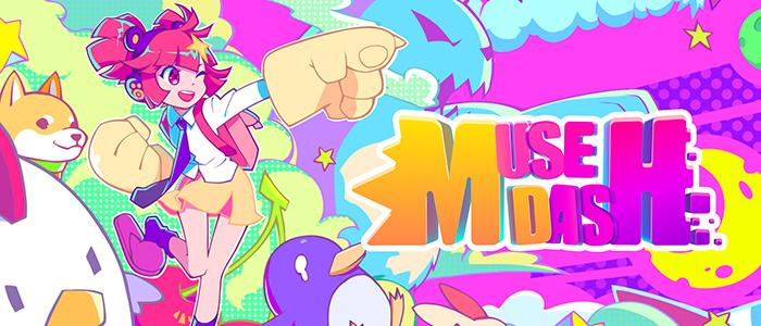 Muse Dash(ミューズダッシュ)完全攻略ヘッダー画像