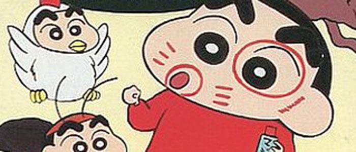 クレヨンしんちゃん4 オラのいたずら大変身完全攻略ヘッダー画像