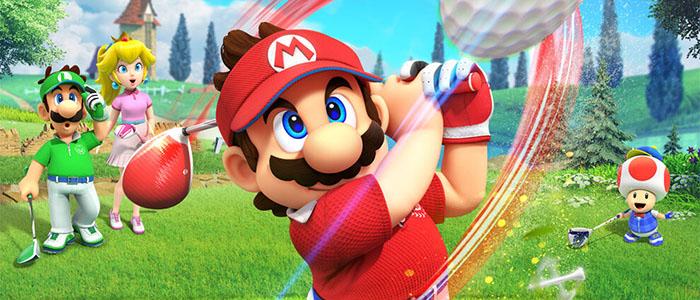 マリオゴルフ スーパーラッシュ完全攻略ヘッダー画像