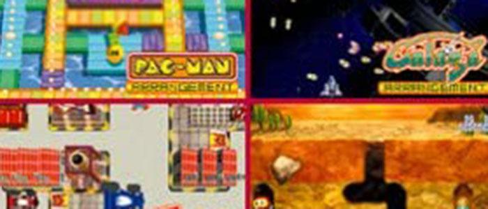 ナムコミュージアム(PSP)完全攻略ヘッダー画像